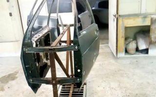 Пошаговая инструкция покраски дверей автомобиля своими руками