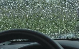 Что делать, если протекает лобовое стекло в автомобиле