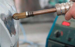 Подробная инструкция изготовления споттера из сварочного аппарата