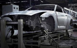 Основные элементы автомобиля — кузов, ходовая, двигатель
