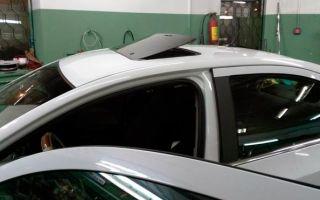 Все о ремонте автомобильных люков