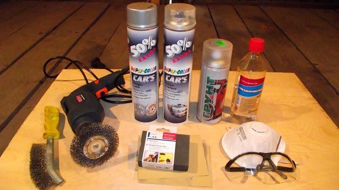 инструмент-для-покраски-бампера