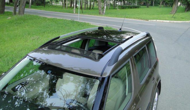 люк в авто