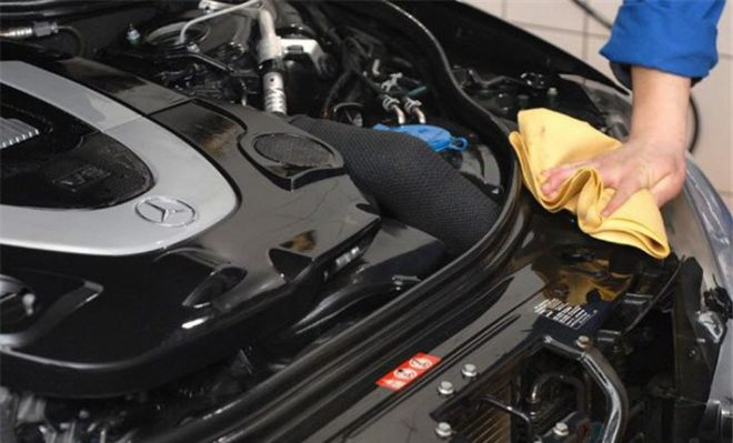 сушка двигателя