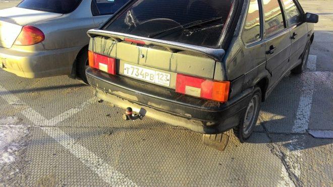 фаркоп на авто