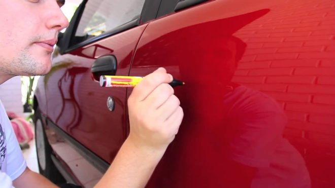 применение карандаша