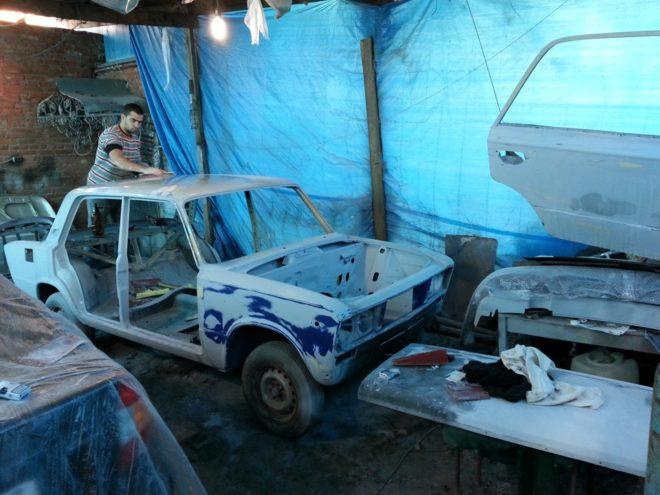кузов-ВАЗ-2106
