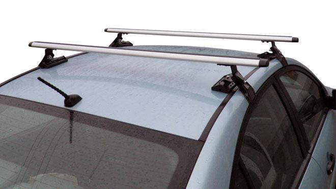 багажник для плоской крыши