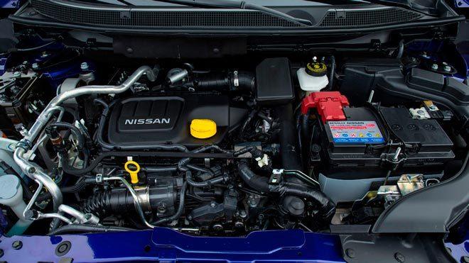 Nissan-Qashqai-двигатель