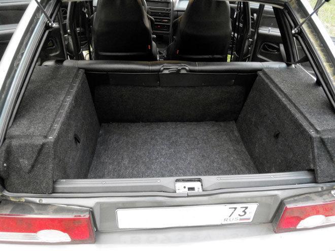 багажное отделение ВАЗ 2113