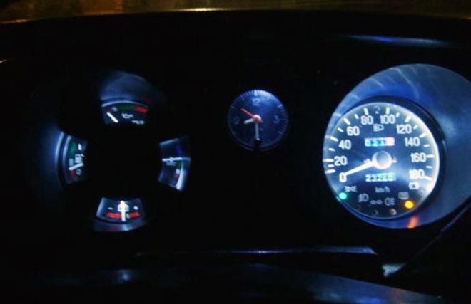 улучшенная подсветка приборов ГАЗ 3102