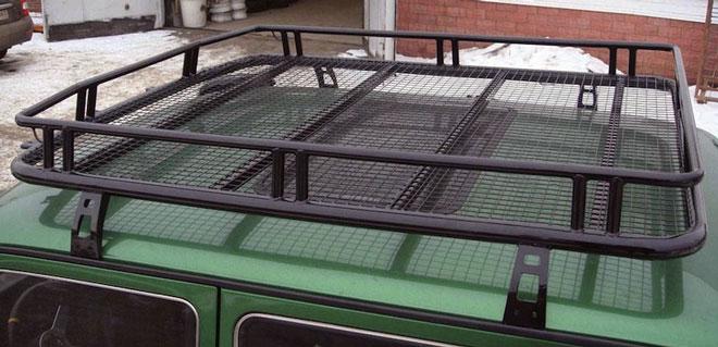 Багажник-на-крышу-авто
