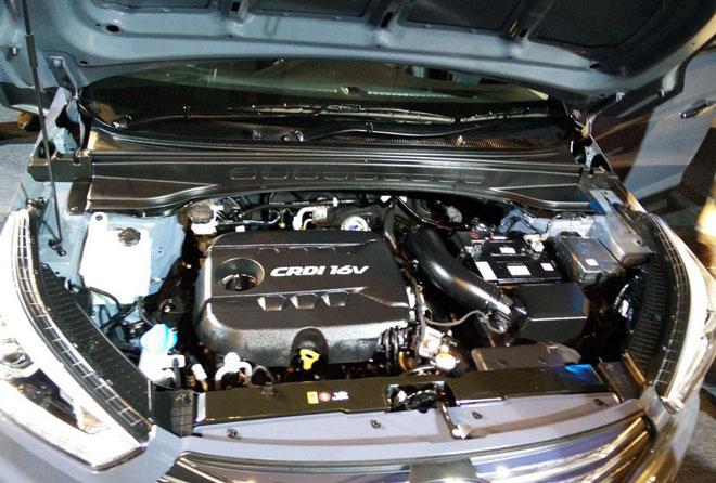 Двигатель-креты