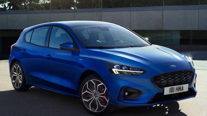 Форд-Фокус-2018-новинка