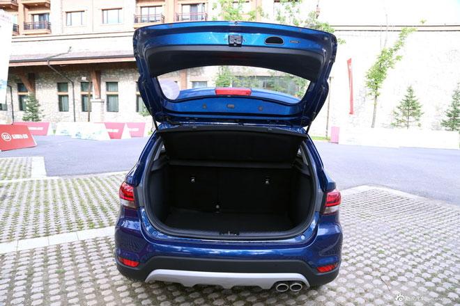 Киа-Рио-багажник