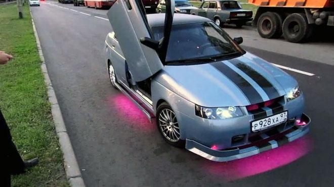 Тюнинг-десятой-модели-ВАЗ