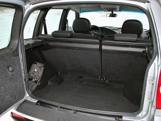Багажник-Шевроле-Нива
