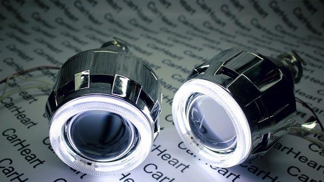 Биксеноновая оптика