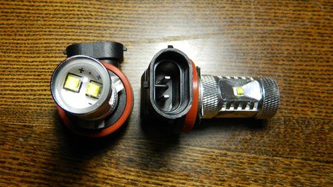 LED-лампы для установки в ПТФ