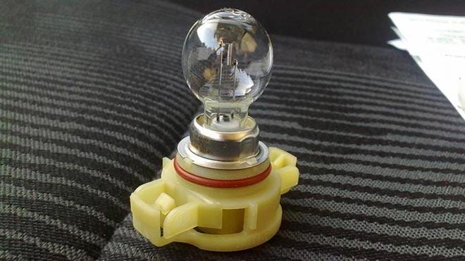 Световой элемент для ПТФ