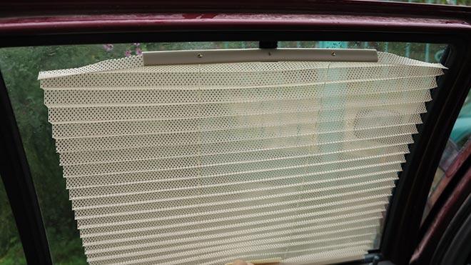 Занавеска на окне сделанная своими руками