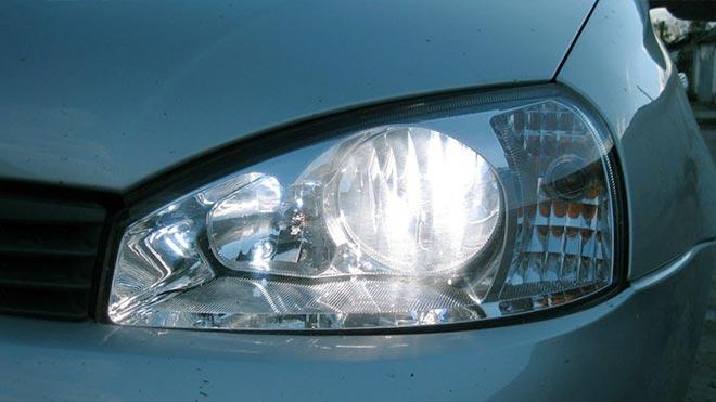 Автомобильный прибор освещения