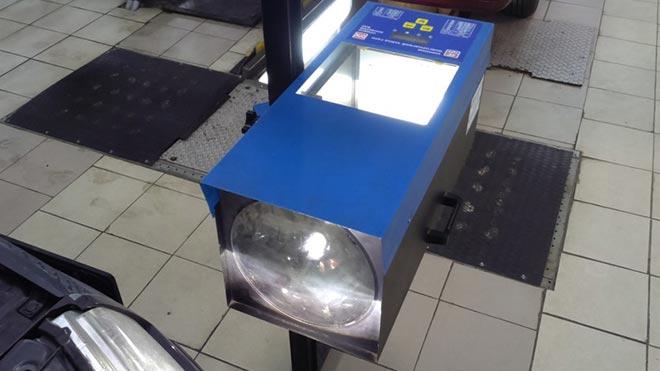 Оборудование для корректировки оптики