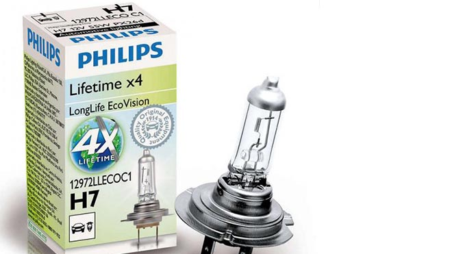 Галогенка Philips EcoVision