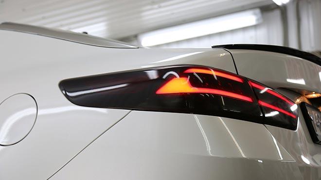 Авто с защищенным освещением