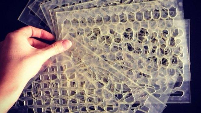 Пластиковые формы для рисования