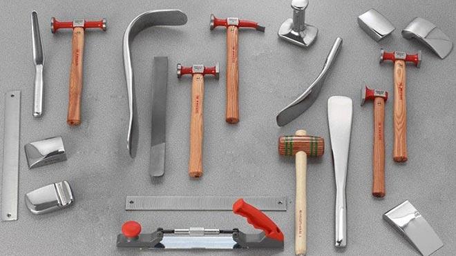 Инструменты для рихтовки