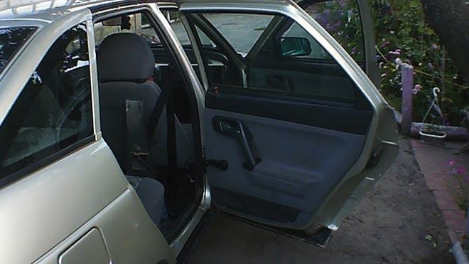 Открытая машина
