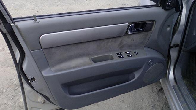 Открытый автомобиль
